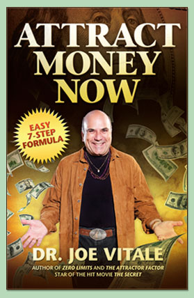 FREE Gift Attract Money Now by Dr. Joe Vitale